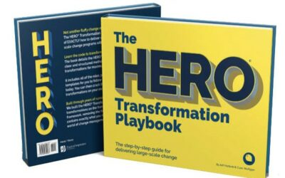 HERO Transformation Playbook review (part 2)