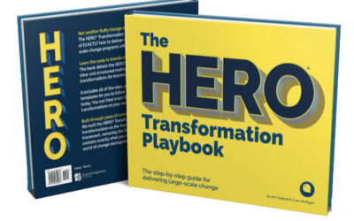 HERO Transformation Playbook review (part 3)